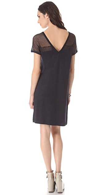 Marc by Marc Jacobs Texture Tee Dress