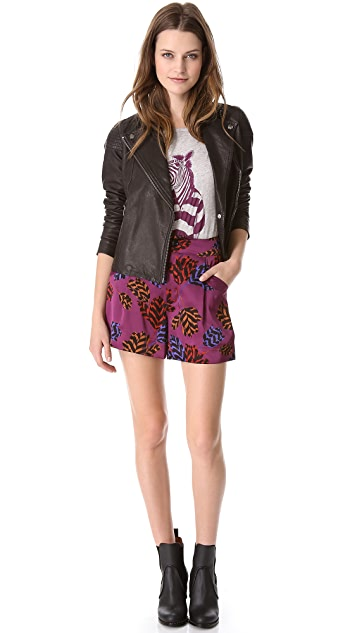 Marc by Marc Jacobs Marie Tulip Shorts