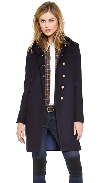 Marc by Marc Jacobs Nicoletta Wool Coat