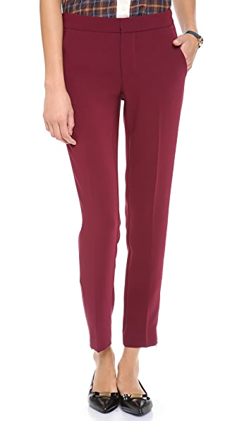 Marc by Marc Jacobs Sparks Crepe Pants