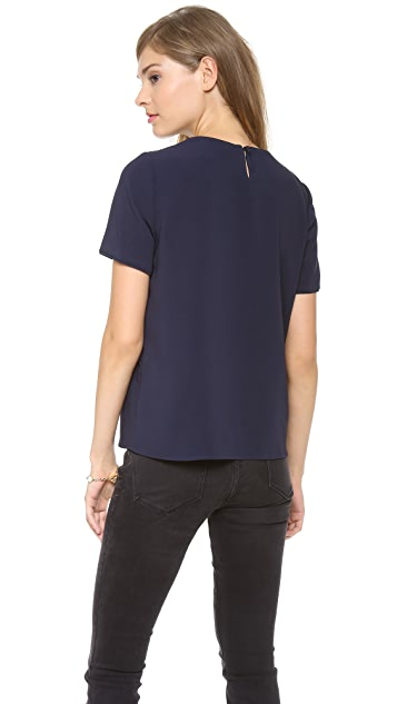 Marc by Marc Jacobs Sparks Crepe Tee