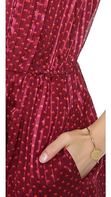 Marc by Marc Jacobs Minetta Print Dress