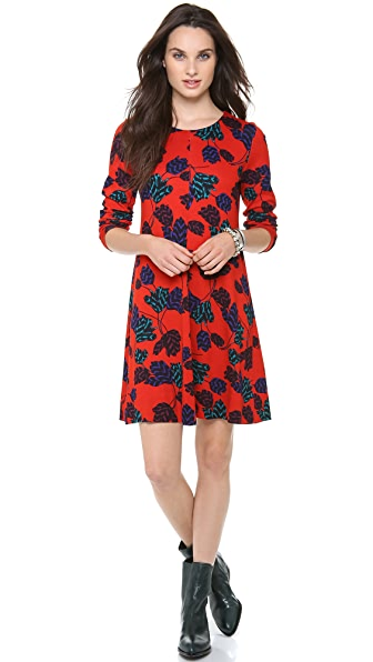 Marc by Marc Jacobs Rae Tulip Interlock Dress