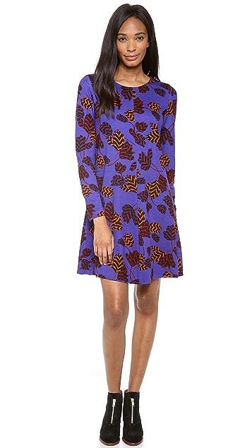 Marc by Marc Jacobs Rae Tulip Interlock Dress