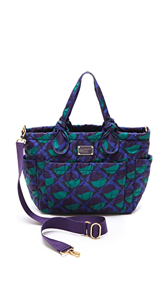 Marc by Marc Jacobs Pretty Nylon Etta Eliz-A-Baby Bag
