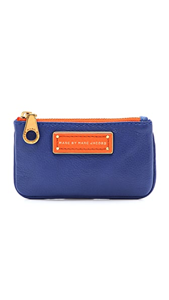 Marc by Marc Jacobs Too Hot To Handle Colorblock Key Pouch