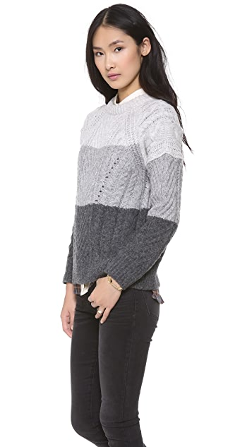 Marc by Marc Jacobs Connolly Stripe Sweater