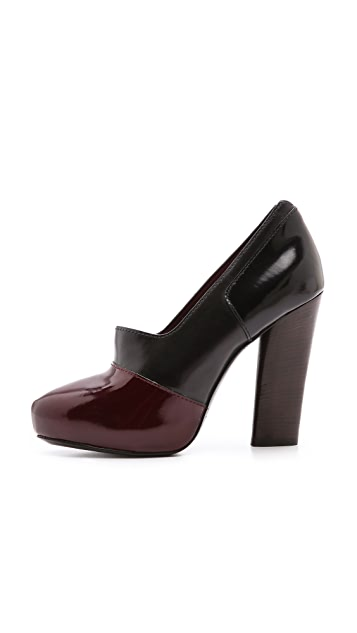 Marc by Marc Jacobs Platform Pumps