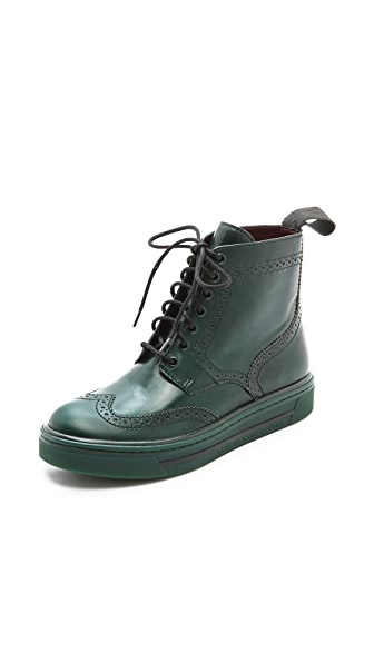Marc by Marc Jacobs Laced High Top Sneakers