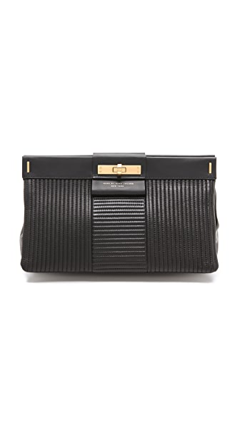 Marc by Marc Jacobs East End Quilted Lady Rei Clutch
