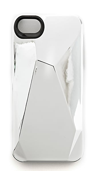 Marc by Marc Jacobs Metallic Faceted iPhone 5 / 5S Case