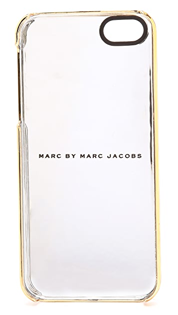 Marc by Marc Jacobs Metallic Heathrow iPhone 5 / 5S Case