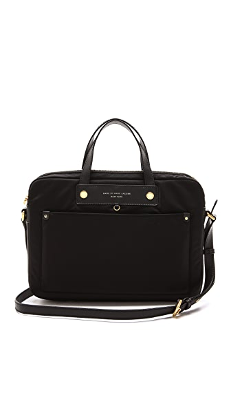 "Marc by Marc Jacobs Preppy Nylon 13"" Commuter Computer Bag"