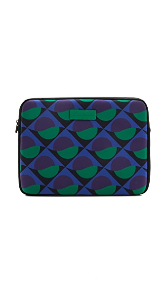 "Marc by Marc Jacobs Etta Printed Neoprene 13"" Computer Case"