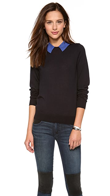 Marc by Marc Jacobs Dorothy Collar Sweater