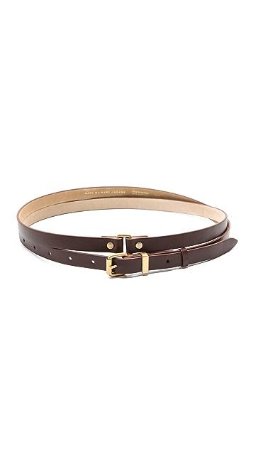 Marc by Marc Jacobs Double Wrap Belt