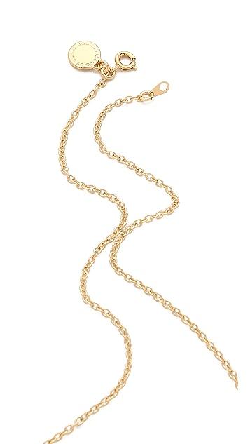 Marc by Marc Jacobs Multi Gem Necklace