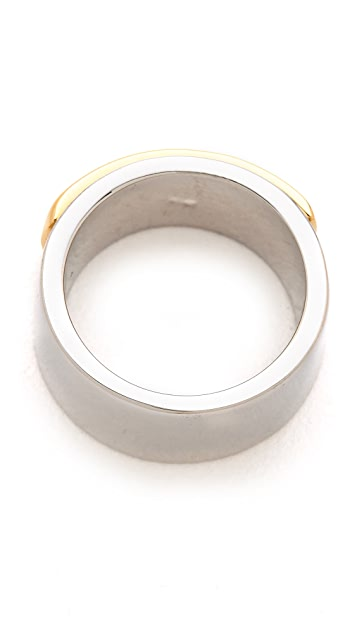 Marc by Marc Jacobs Modern Ring