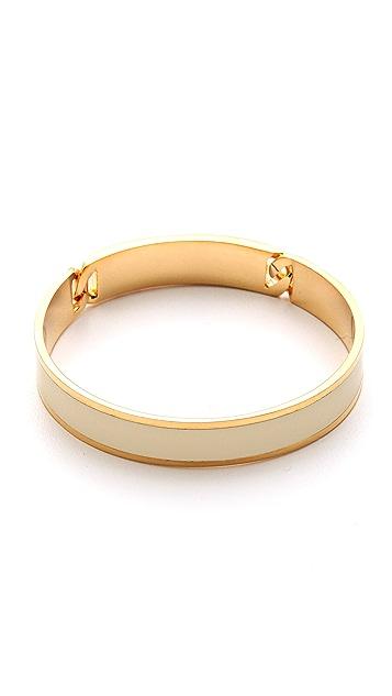 Marc by Marc Jacobs Standard Supply Enamel Bangle Bracelet