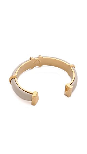 Marc by Marc Jacobs Stapled Cuff Bracelet
