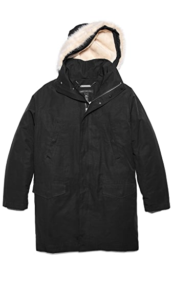 Marc by Marc Jacobs Peterborough Parka