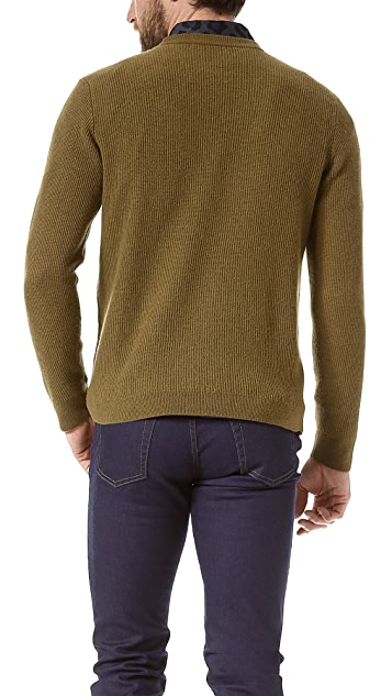 Marc by Marc Jacobs Kensington Cashmere Thermal Sweater