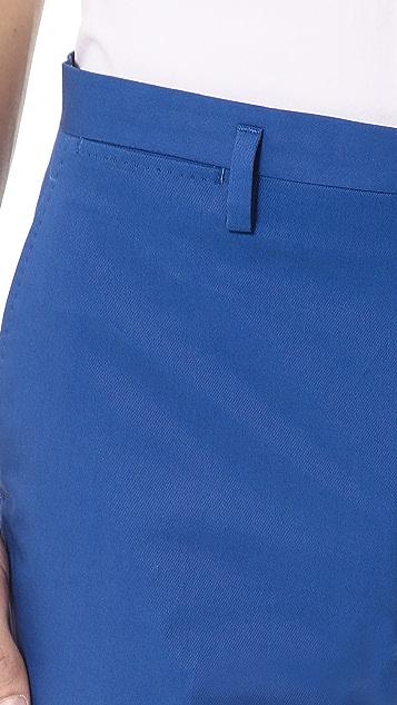 Marc by Marc Jacobs Harvey Twill Suit Pants