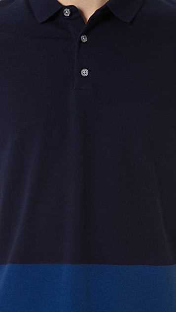 Marc by Marc Jacobs 2 Tone Polo