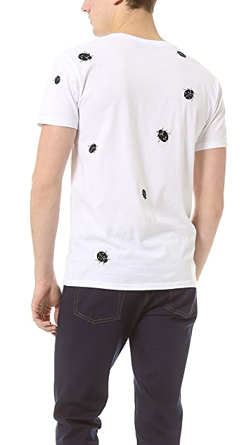 Marc by Marc Jacobs Ladybug T-Shirt