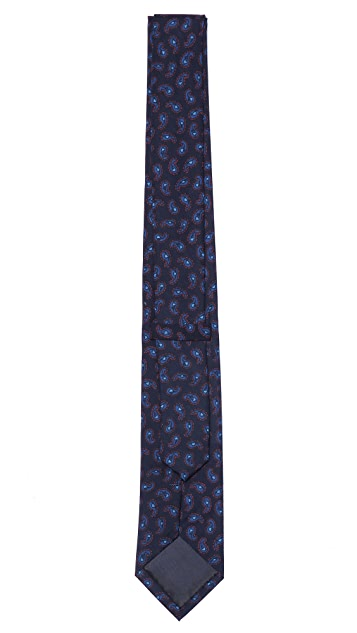 Marc by Marc Jacobs Richmond Paisley Tie