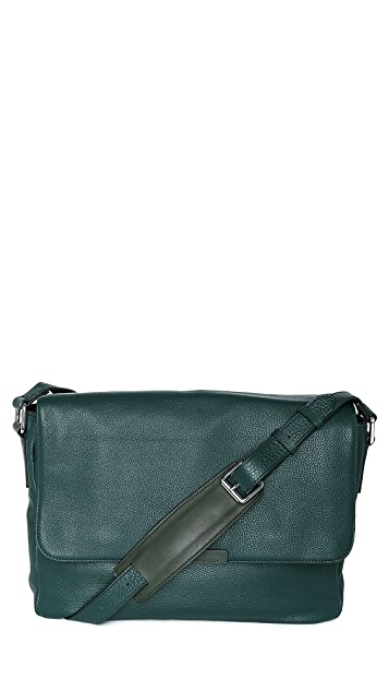 Marc by Marc Jacobs Leather Messenger Bag