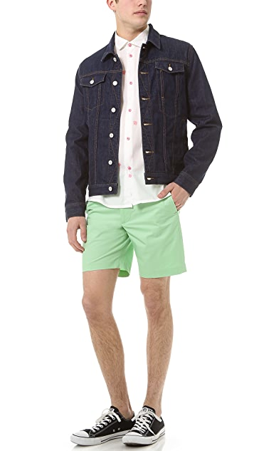 Marc by Marc Jacobs Harvey Twill Shorts