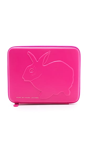 Marc by Marc Jacobs Don't Sweat My Pet Tech Rabbit Tablet Case
