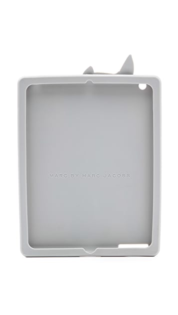 Marc by Marc Jacobs Raised Olive iPad Case