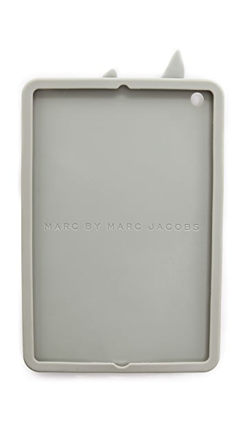 Marc by Marc Jacobs Raised Olive iPad Mini Case