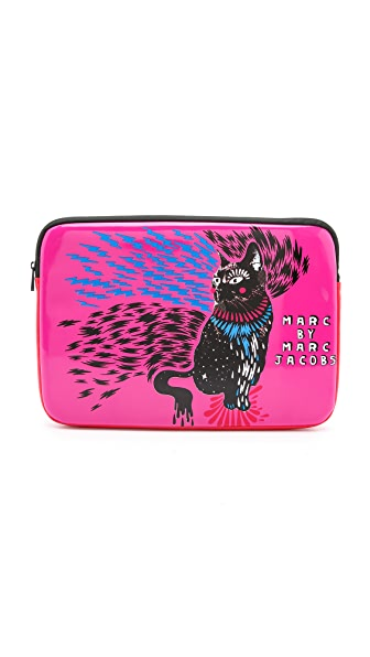 "Marc by Marc Jacobs Rue Coated Neoprene 13"" Computer Case"