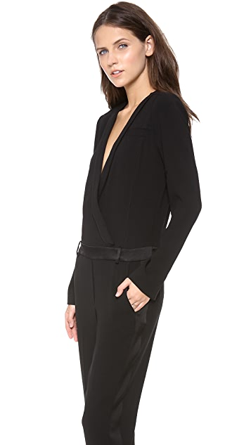 Marc by Marc Jacobs Anya Crepe Jumpsuit