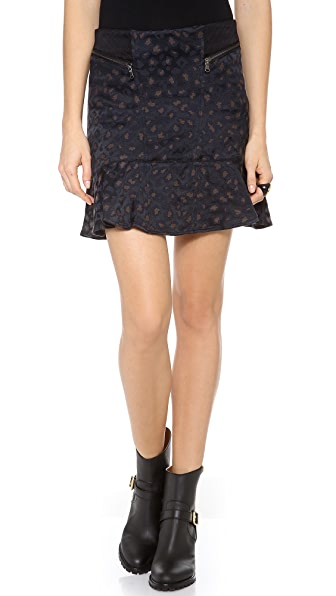 Marc by Marc Jacobs Sasha Jacquard Skirt