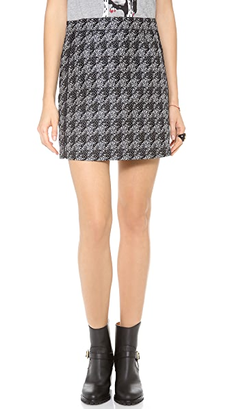 Marc by Marc Jacobs Terence Jacquard Skirt
