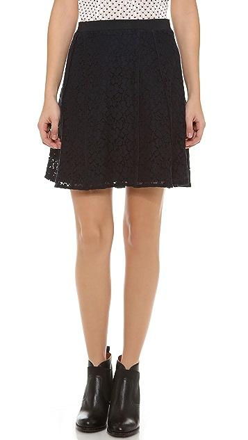 Marc by Marc Jacobs Luna Lace Skirt