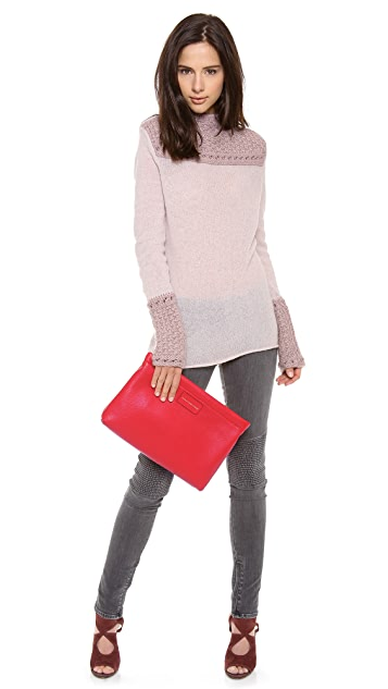 Marc by Marc Jacobs Can't Clutch This E/W Clutch