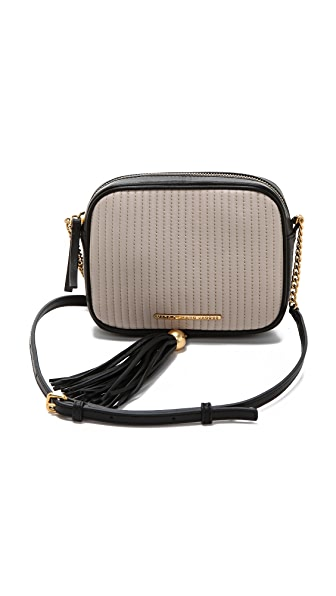 Marc by Marc Jacobs Gig Mossheart Quilted Cross Body Bag