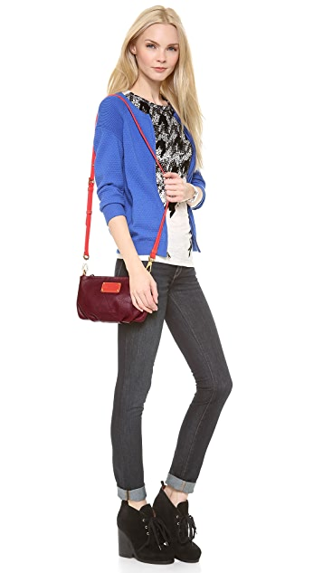 Marc by Marc Jacobs Classic Q Colorblocked Percy Bag