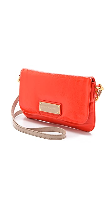 Marc by Marc Jacobs Too Hot To Handle Flap Percy Bag