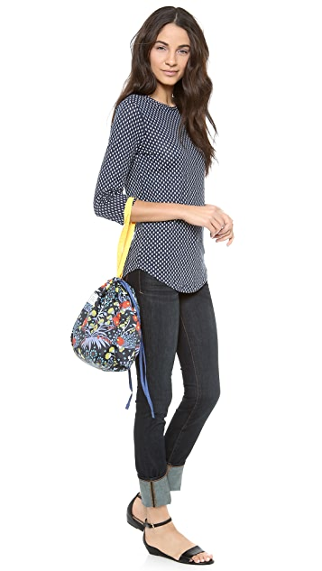 Marc by Marc Jacobs Spot Drawstring Tote