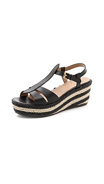 Marc by Marc Jacobs Low Platform Espadrille Sandals