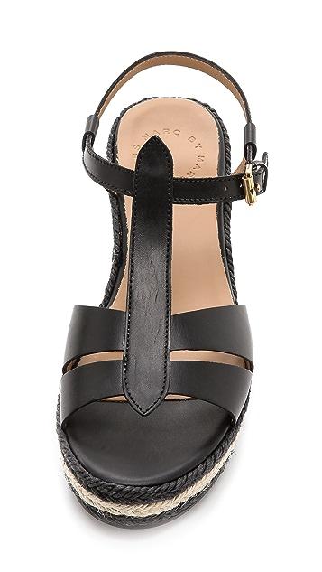 Marc by Marc Jacobs Low Platform Espadrille Sandals