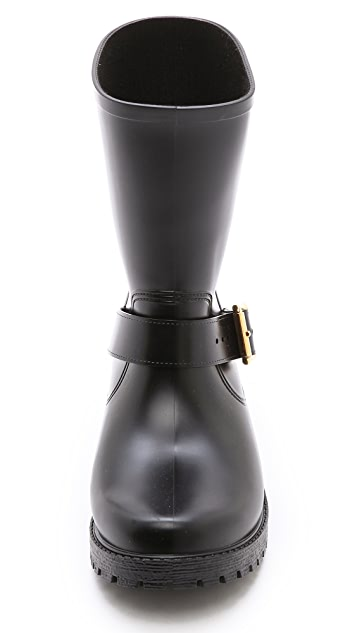 Marc by Marc Jacobs Short Rain Boots
