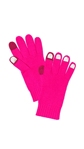 Marc by Marc Jacobs Wild Thing Finger Gloves