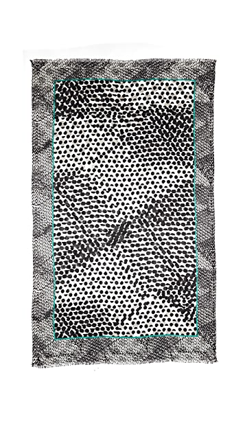 Marc by Marc Jacobs Lynne Print Scarf